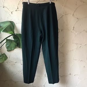Vintage Pendleton High Waisted Wool Pants